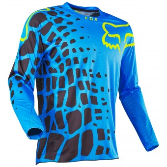 Maillot Cross FOX 360 Grav Blue 002