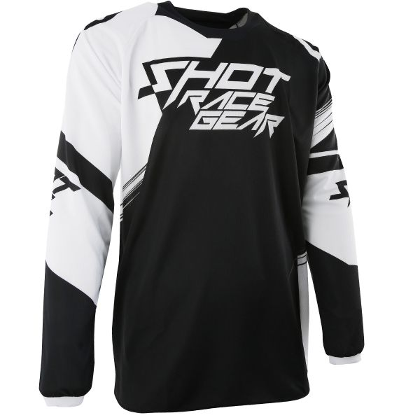 Maillot Cross SHOT Contact Claw Black