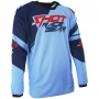 Maillot Cross SHOT Contact Claw Blue Red