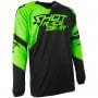 Maillot Cross SHOT Contact Claw Neon Green