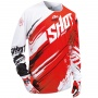 Maillot Cross SHOT Contact Genesis Red