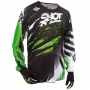 Maillot Cross SHOT Devo Capture Green Enfant