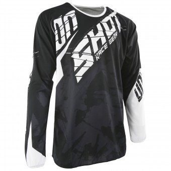 Maillot Cross SHOT Devo Squad Black
