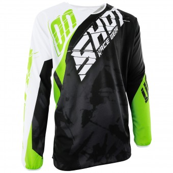Maillot Cross SHOT Devo Squad Green