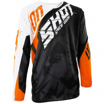 Maillot Cross SHOT Devo Squad Orange