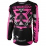 Maillot Cross Freegun Devo Trooper Neon Pink Enfant