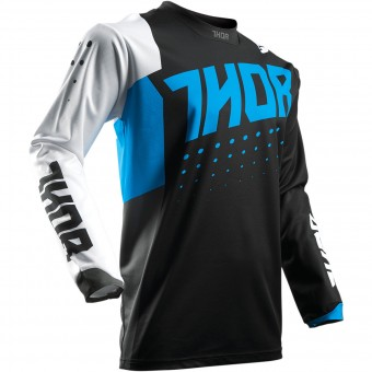 Maillot Cross Thor Pulse Aktiv Blue Black
