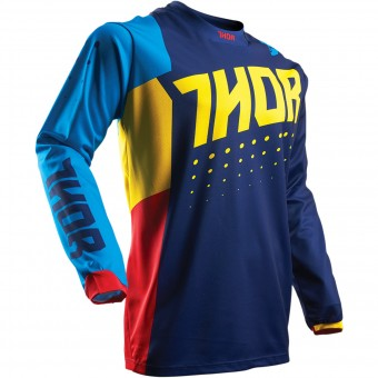 Maillot Cross Thor Pulse Aktiv Multi Enfant