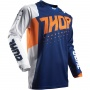 Maillot Cross Thor Pulse Aktiv Orange Navy