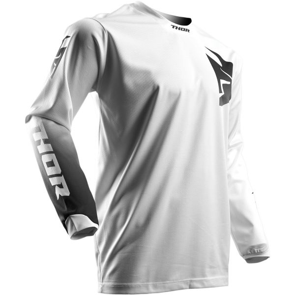 Maillot Cross Thor Pulse Whiteout