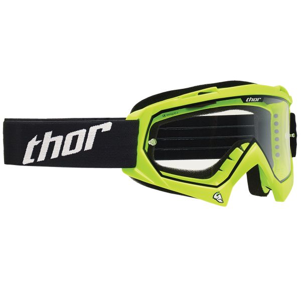Masque Cross Thor Enemy Fluorescent Green