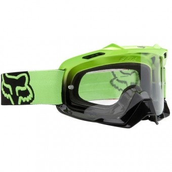 Masque Cross FOX Solid Day Glow Green