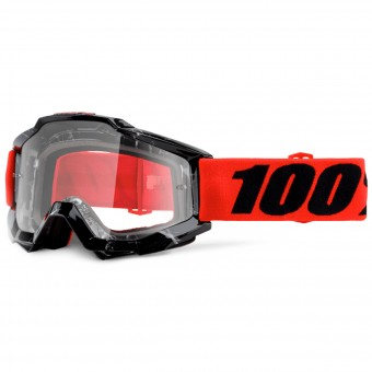 Masque Cross 100% Accuri Inferno Clear Lens Enfant