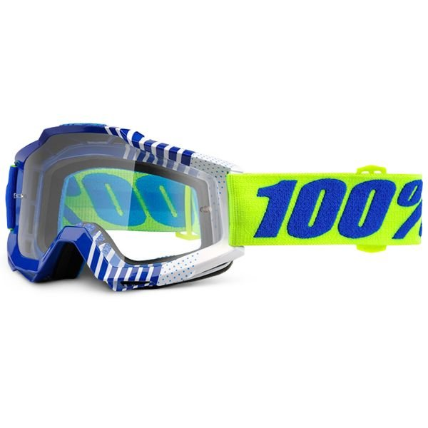 Masque Cross 100% Accuri Sundance Clear