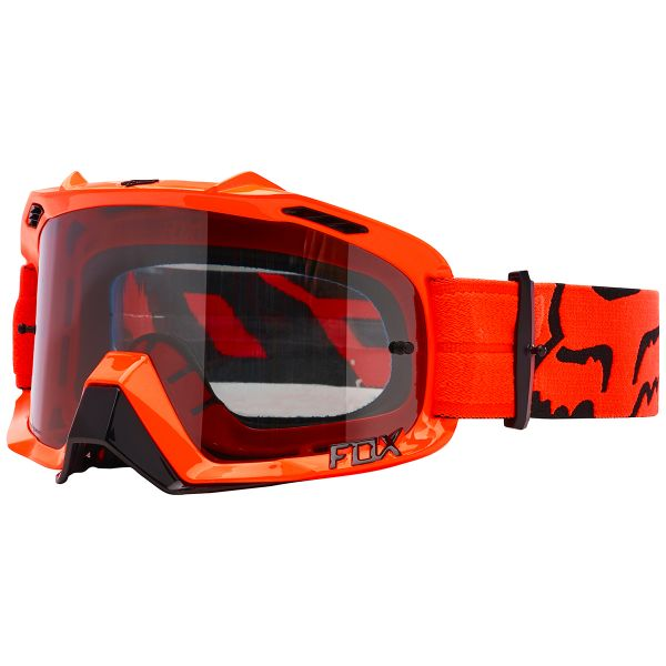 masque cross fox air defence race orange 009 en stock. Black Bedroom Furniture Sets. Home Design Ideas