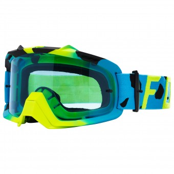 Masque Cross FOX Air Space Grav Blue 002