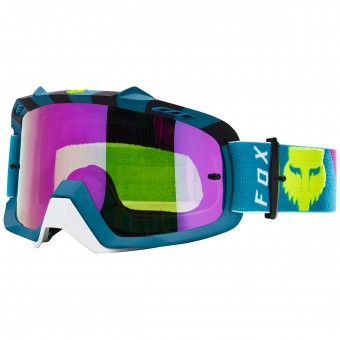 Masque Cross FOX Air Space Rhor Teal 176