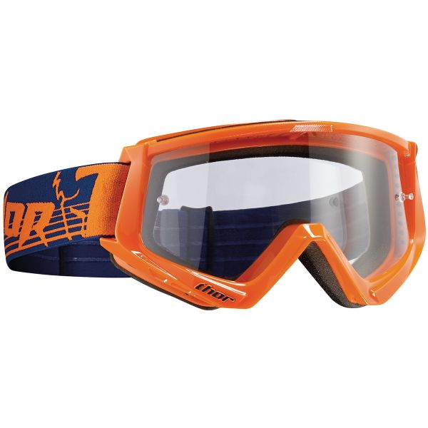 Masque Cross Thor Conquer Orange Navy