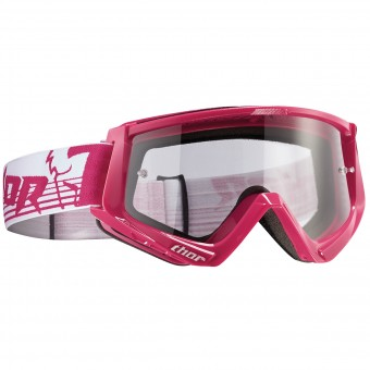 Masque Cross Thor Conquer Pink White