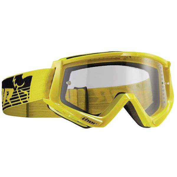 Masque Cross Thor Conquer Yellow Black