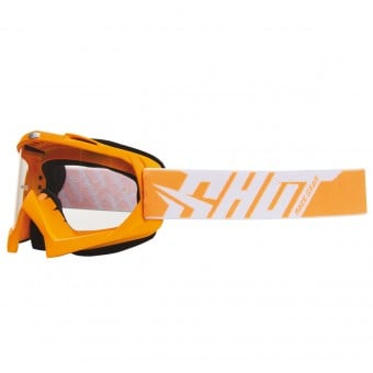 Masque Cross SHOT Creed Neon Orange