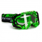 Masque Cross Scorpion Lunette Cross Vert Noir