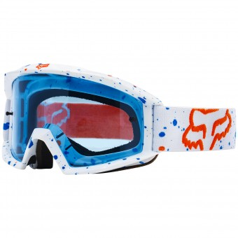 Masque Cross FOX Main Nirv White 008