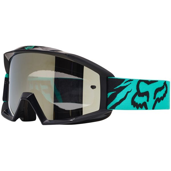Masque Cross FOX Main Race Green 004