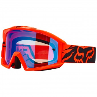 Masque Cross FOX Main Race Orange 009
