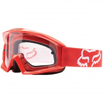 Masque Cross FOX Main Red Enfant