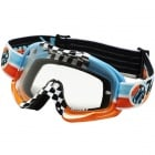 Masque Cross Kenny Performance Racer Orange