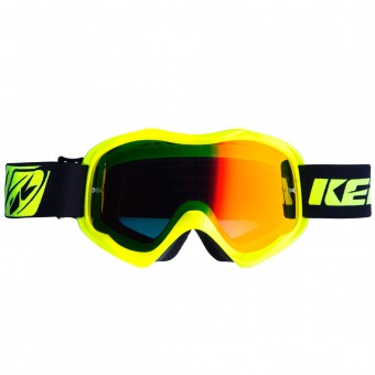 Masque Cross Kenny Performance Neon Yellow