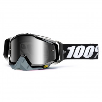 Masque Cross 100% Racecraft Abyss Black