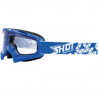 Masque Cross SHOT Volt Blue