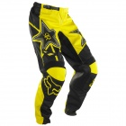 Pantalon Cross FOX 180 Rockstar Pant Black Yellow