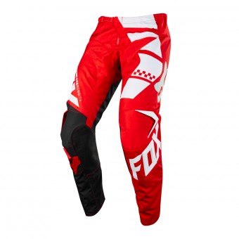 Pantalon Cross FOX 180 Sayak Red Pant 003