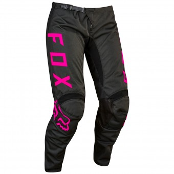 Pantalon Cross FOX 180 Black Pink Pant Woman 285