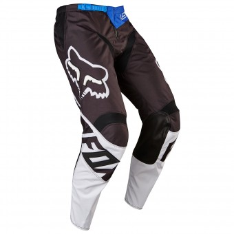 Pantalon Cross FOX 180 Race Black Pant Enfant 001