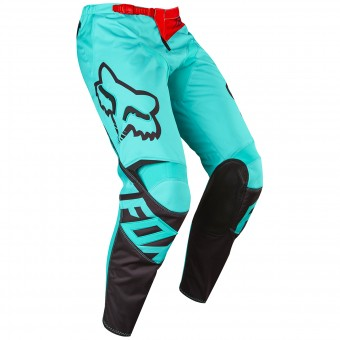 Pantalon Cross FOX 180 Race Green Pant 004