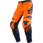 Pantalon Cross FOX 180 Race Orange Blue Pant (592)