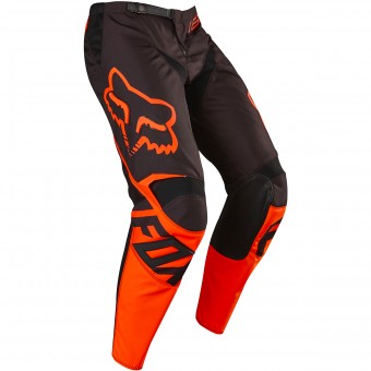 Pantalon Cross FOX 180 Race Orange Pant 009