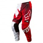 Pantalon Cross FOX 180 Vandal Red Pant