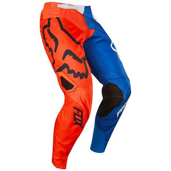 Pantalon Cross FOX 360 Creo Orange Pant Enfant 009