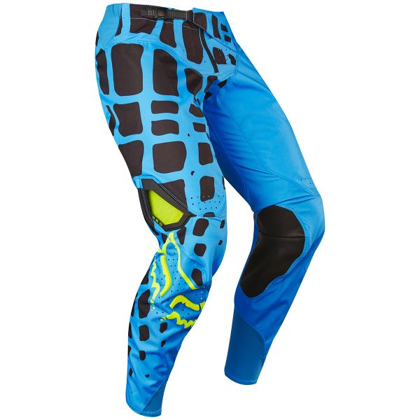 Pantalon Cross FOX 360 Grav Blue Pant 002