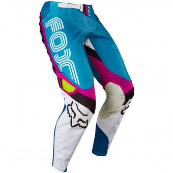 Pantalon Cross FOX 360 Rohr Teal Pant 176