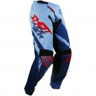Pantalon Cross SHOT Contact Claw Blue Red Pant