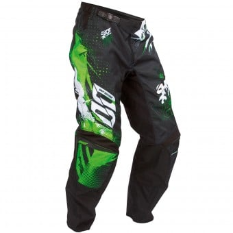 Pantalon Cross SHOT Devo Capture Green Pant Enfant