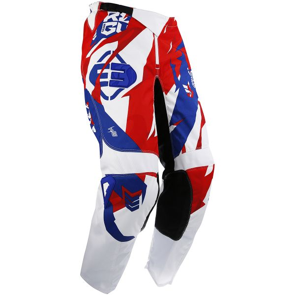 Pantalon Cross Freegun Devo Honor Blue Red Pant