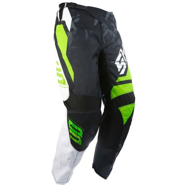 Pantalon Cross SHOT Devo Squad Green Pant
