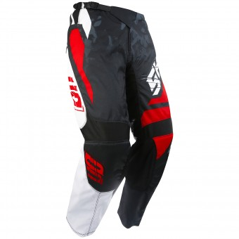 Pantalon Cross SHOT Devo Squad Red Pant